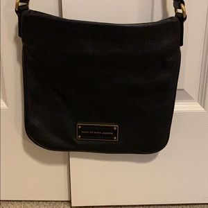 Navy Blue Marc By Marc Jacobs Satchel